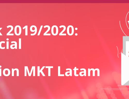Benchmark 2019/2020: Estudio Oficial de Email & Automation MKT Latam